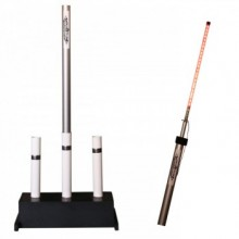 22′ Telescoping Flag Pole with Ultimate Camp Locator