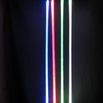 lighted fiber optic whip