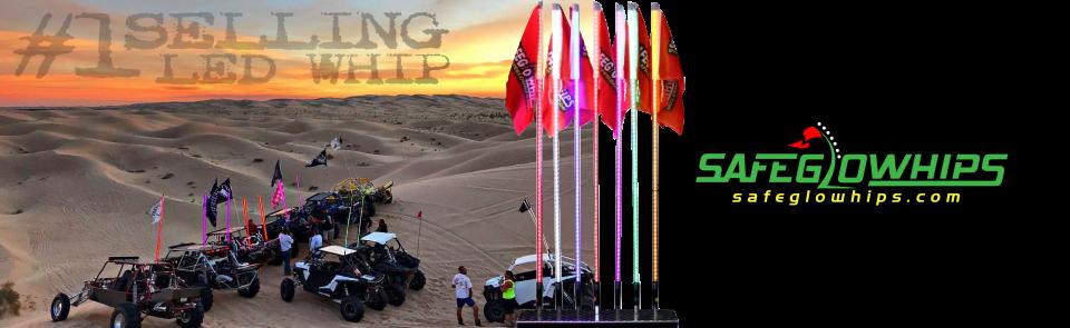 #1 Selling LED Whip